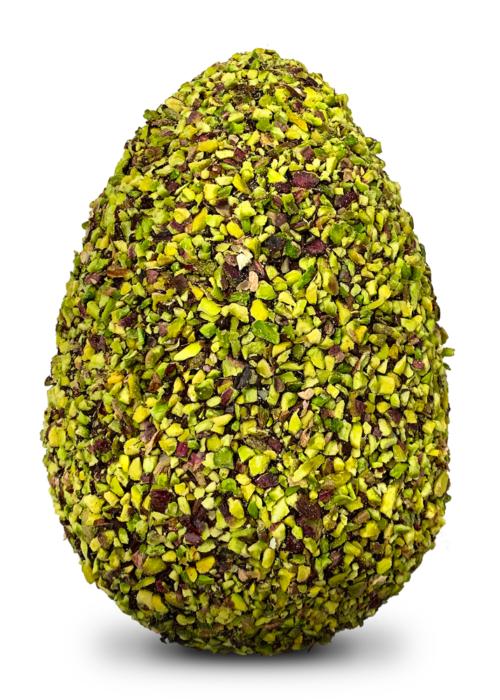 UOVO pistacchiato da gr 500 , gr 750 o 1 kg