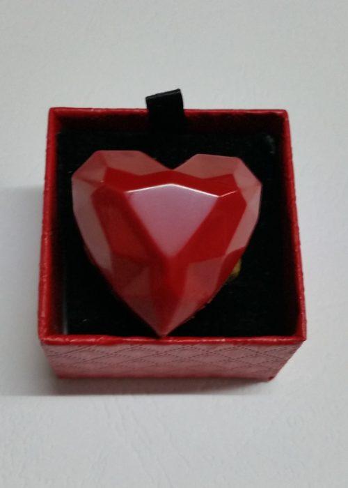 anello gioiello di cioccolato