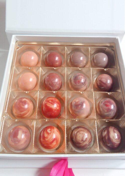 PRALINE FESTA della MAMMA in cioccolato makò gusti assortiti