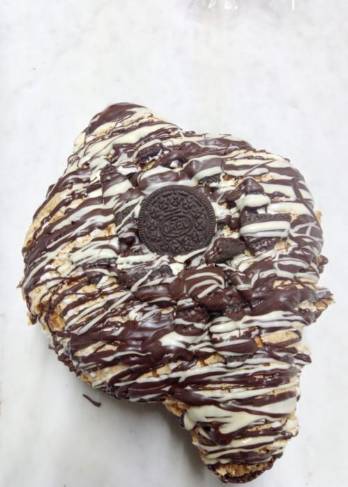 colomba artigianale FARCITA al cioccolato da kg 1,2