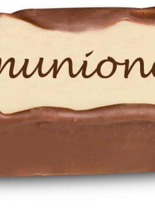 CUORE o TARHETTA in cioccolato con la tua  DEDICA PERSONALIZZATA